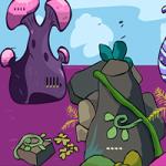 Glossy Fantasy Escape GenieFunGames