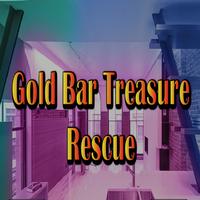 Gold Bar Treasure Rescue EscapeGamesZone