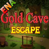 Gold Cave Escape ENAGames