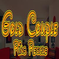 Gold Couple Ring Rescue GamesClicker
