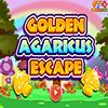 Golden Agaricus Escape