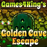 Golden Cave Escape