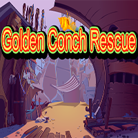 Golden Conch Rescue TheEscapeGames