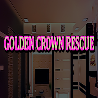 Golden Crown Rescue GamesClicker
