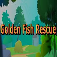 Golden Fish Rescue EscapeGamesZone