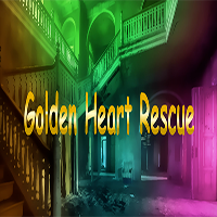 Golden Heart Rescue GamesClicker
