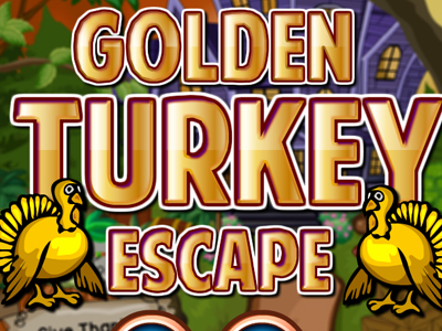 Golden Turkey Escape GraceGirlsGames