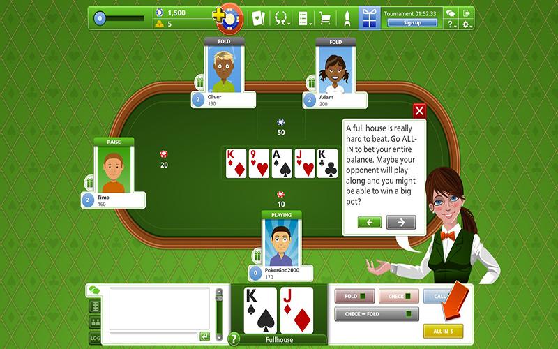 Image GoodGame Poker