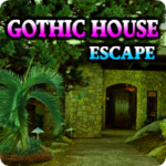 Gothic House Escape AvmGames