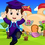 Graduated Boy 2 Escape Games4King