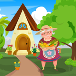Grandmother Rescue Games4King