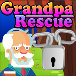 Grandpa Rescue Games4King