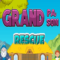 Grandpa Son Rescue Games2Jolly