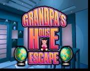 Grandpas House Escape Mirchi Games