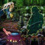 Graveyard Treasure Escape BigEscapeGames