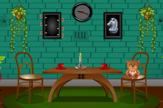 Great Green House Escape Games2Jolly