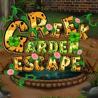 Greek Garden Escape