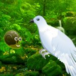 Green Forest Dove Escape Games2Rule