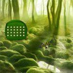 Green Forest Lizard Escape Games2Rule