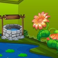 Green Nature Room Escape WowEscape