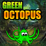Green Octopus Escape Games4King