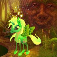 Green Pegasus Fantasy Escape WowEscape