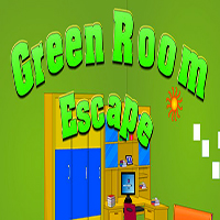 Green Room Escape TollFreeGames