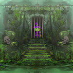 Green Witch Escape 8BGames