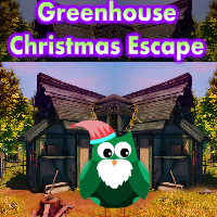 Greenhouse Christmas Escape YippeeGames