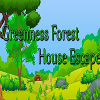 Greenness Forest House Escape TheEscapeGames