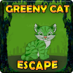 Greeny Cat Escape Games2Jolly
