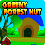 Greeny Forest Hut Escape AvmGames
