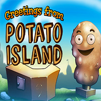 Greetings From Potato Island MouseCity