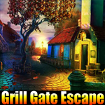 Grill Gate Escape Games4King