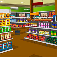 Grocery Supermarket Escape KNFGames