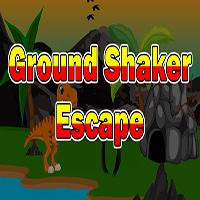 Ground Shaker Escape AjazGames