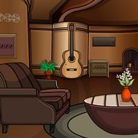 Guitar House Escape ENAGames