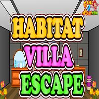 Habitat Villa Escape Games2Jolly