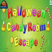 Halloween Candy Room Escape 2 TollFreeGames