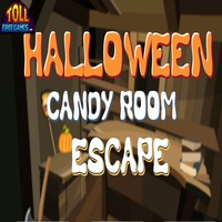 Halloween Candy Room Escape TollFreeGames