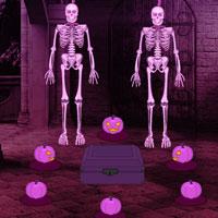 Halloween Castle Pumpkin Escape Games2Rule