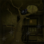 Halloween Creepy Castle Escape Games2Rule
