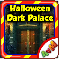 Halloween Dark Palace Escape AVMGames