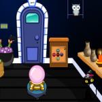 Halloween Devil House Escape GenieFunGames