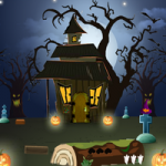 Halloween Discover The Old House Key Top10NewGames