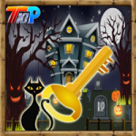 Halloween Escape From Cemetery Top10NewGames