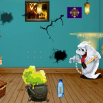 Halloween Escape From Pumpkin Villa Top10NewGames