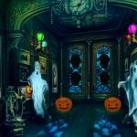 Halloween House Escape 8BGames