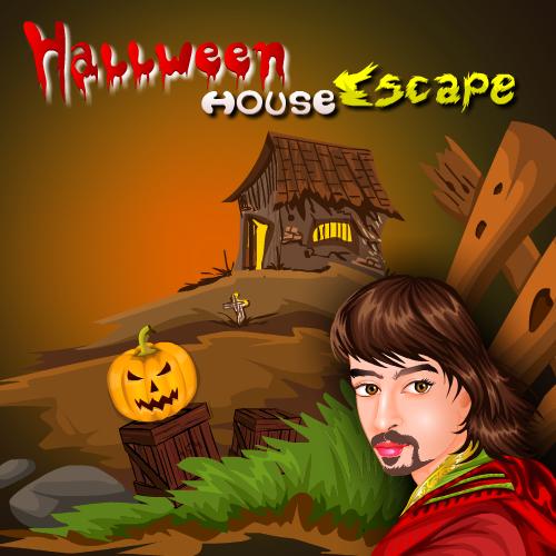 Halloween House Escape Escape Games 3