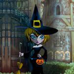 Halloween Kids Escape 8BGames
